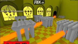 All Undertale  AU Boss battles On Roblox game S A N  S (Part 1)