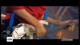 Muse - Fillip live @ Eurockeennes 2000 [HD]