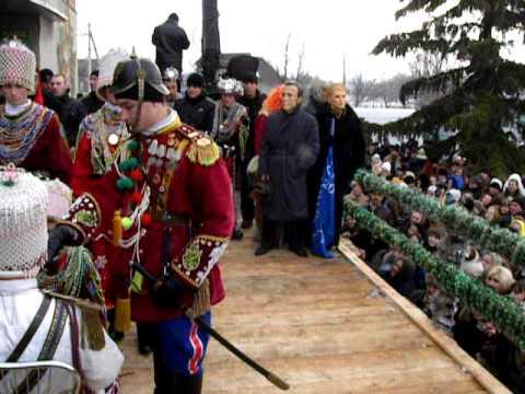 3.Merry Christmas in Boian, Ukraine. 07.01.2010.