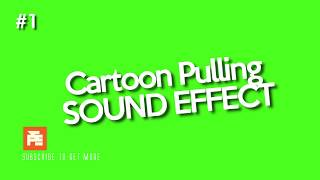 Cartoon Pulling SOUND EFFECT | FREE SOUND EFFECT