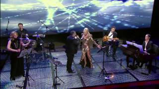 KAMALIYA feat. Alex Panayi - Singing live IO CHE NON VIVO -You Don't Have to Say You Love Me