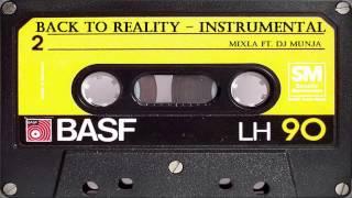 Back to Reality - 90's Hip Hop Old School Instrumental (ft. Dj Munja)