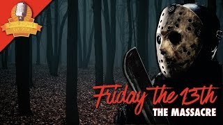 Friday The 13th Rap - (Jason Gameplay) MUST WATCH ►Daddyphatsnaps