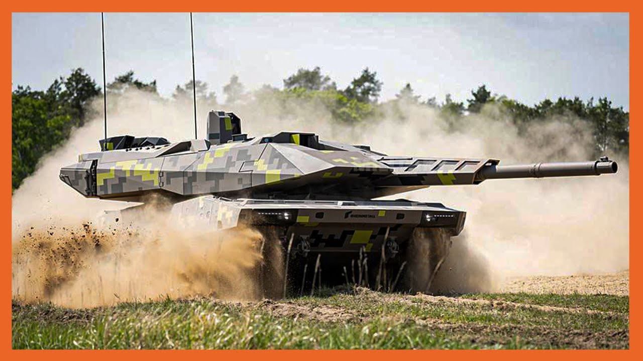 Currently Top 10 Best & Deadliest Main Battle Tanks Ever Built