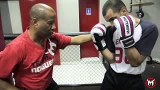 Team Nogueira SP - Aula Básica de Boxe José Cardosinho