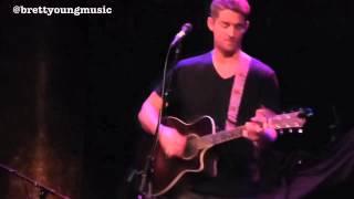 """Brett Young- """"Pretend I Never Loved You"""" (Original)"""