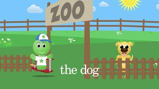 The Song - Sight Word Song Music Video