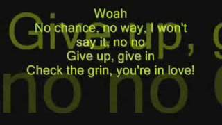 I won't say I'm in Love-The Cheetah Girls (HQ+Lyrics)