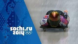 Skeleton - Men's Heats 1 & 2 | Sochi 2014 Winter Olympics