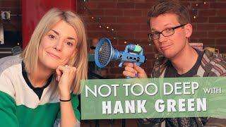 HANK GREEN IS A BAD FRIEND? // Grace Helbig