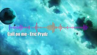 [Audio Spectrum] Call On Me - Eric Prydz