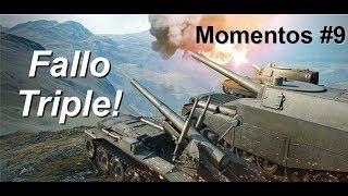 World Of Tanks: Momentos # 9 Fallo Triple!