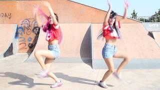 Jason Derulo - Swalla (feat. Nicki Minaj & Ty Dolla $ign) [AYFI Twins Choreography]