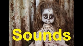 Horror Shock Sound Effect All Sounds
