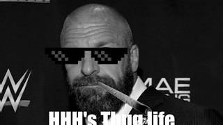 Triple H Thug Life - Survivor Series 2017