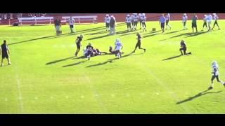 2014 Salem Saints Football Video
