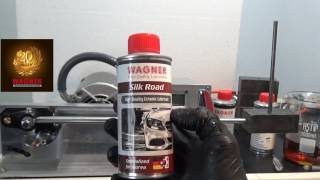 Silk Road:  Micro Ceramic Engine Oil Additive