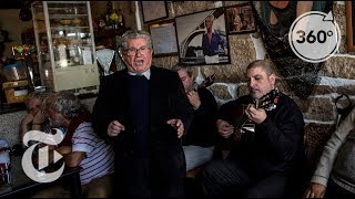 Big Music in Small Rooms: Fado | The Daily 360 | The New York Times