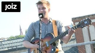 George Ezra - Did you hear the rain? (Live at joiz)