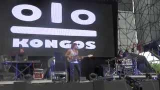 Kongos - I Want To Know (Hellow Festival Monterrey 2014)
