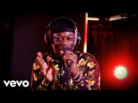 J Hus - Bouff Daddy in the Live Lounge