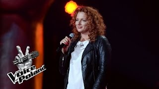 "The Voice of Poland VII – Olga Barej – ""I say a Little Prayer"" – ""Przesłuchania w ciemno"""