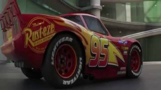 """Cars 3 """"Lightning Strikes"""" Extended Look but everything backwards."""