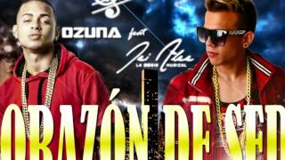 Ozuna ft Jei Alee - Corazon De Seda (Remix) (Audio Oficial)
