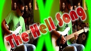 Sum 41 - The Hell Song [Guitar Cover] *HD with SOLO*
