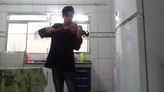 Quão Grande és Tu(Senhor meu Deus) violino com modificações|IsmaelLima