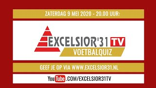Screenshot van video Excelsior'31 TV Voetbalquiz