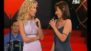Ophelie Winter - Interview [ RTL-TVI 1999 ]