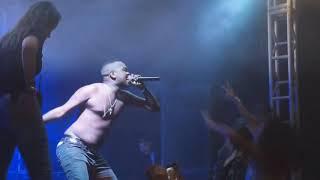 Djonga briga com policial no meio do show em cima do palco em Fortaleza🔥