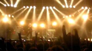 Children of bodom - the final countdown at graspop 2009