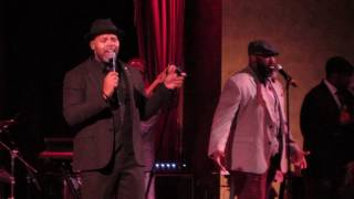 Eric Roberson performs Just Imagine - LIVE