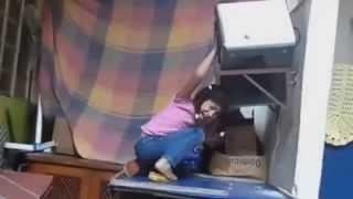Remix: Mãe o forninho caiu !