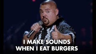 Throwback Thursday: I Make Sounds When I Eat Burgers   Gabriel Iglesias
