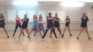 """""""Give In"""" Lecrae (feat. Crystal Nicole) Joy Spears Choreography"""