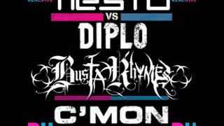 Tiesto vs. Diplo ft. Busta Rhymes - C'Mon (Catch 'Em By Suprise)
