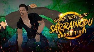 GTA San Andreas - Sarrainodu - Brand Fight Scene