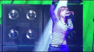 Paramore Emergency Live