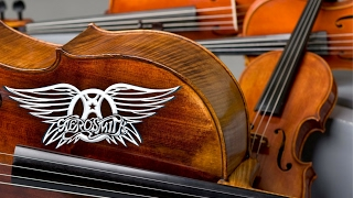 I Don´t Want To Miss a Thing | Quarteto de Cordas | Musica Instrumental Casamento | Violino
