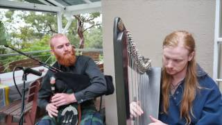 Hallelujah on Bagpipes and Harp - A tribute to Leonard Cohen
