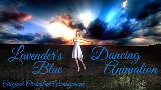 "Cinderella (2015) - ""Lavender's Blue"" - Orchestral Arrangement - 3D Animation"