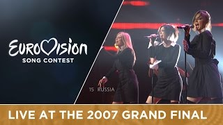 Serebro - Song # 1 (Russia) Live 2007 Eurovision Song Contest