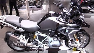 2018 bmw gsa.  2018 2018 BMW R1200 GS  Walkaround 2017 Frankfurt Auto Show With Bmw Gsa