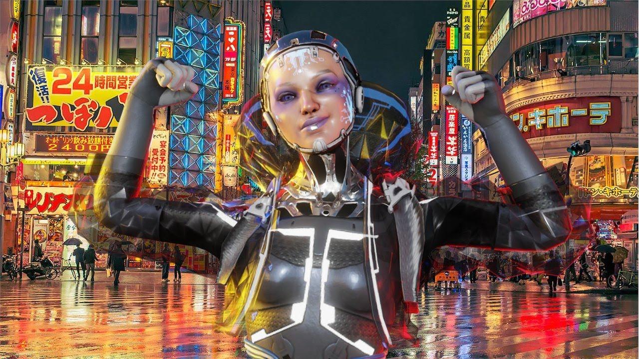 LesAimbot - I LOVE TOKYO! | Apex Legends