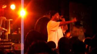 """STYLES P & TECHNICIAN THE DJ """"MY LIFE"""" LIVE AT BB KING"""
