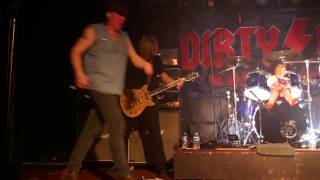 Walk All Over You, Dirty DC. Top AC/DC tribute @ Mr Kyps, Poole 27/12/16