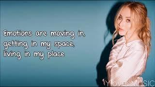 Sabrina Carpenter & Jonas Blue - Alien (Lyrics)